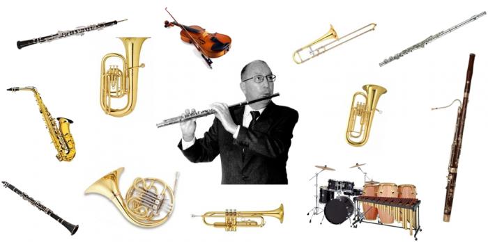 jose moreno e instrumentos