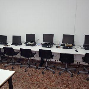 Sala Informática tercera Edad