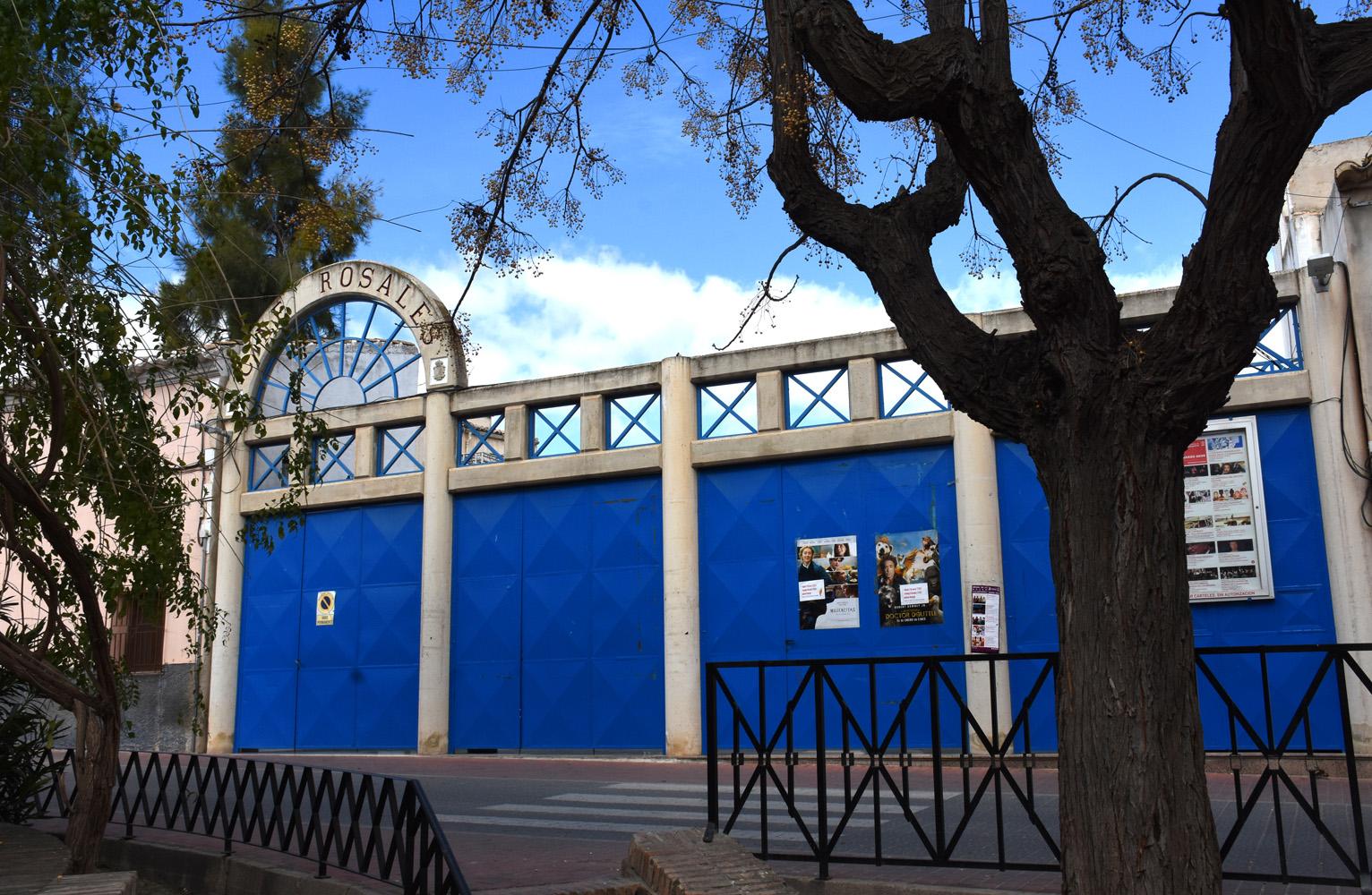 Auditorio Cine Rosales