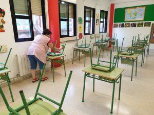 Instalaciones del CEIP de LA ESPERANZA